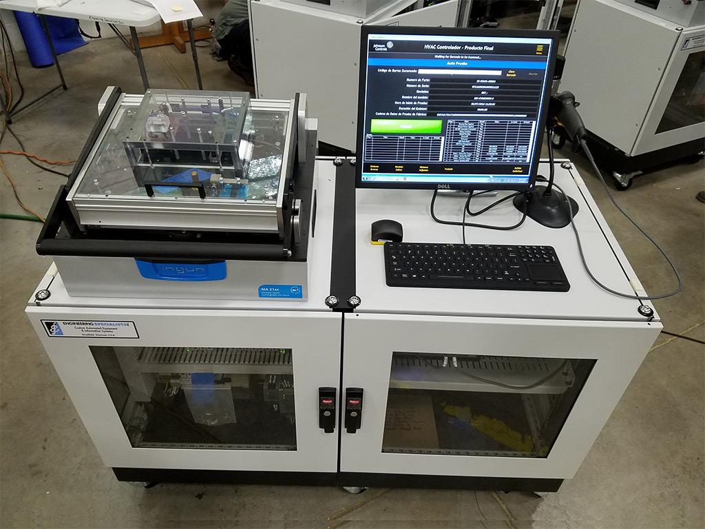 HVAC controls producer